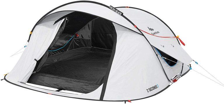 Quechua Pop Up Camping Tent