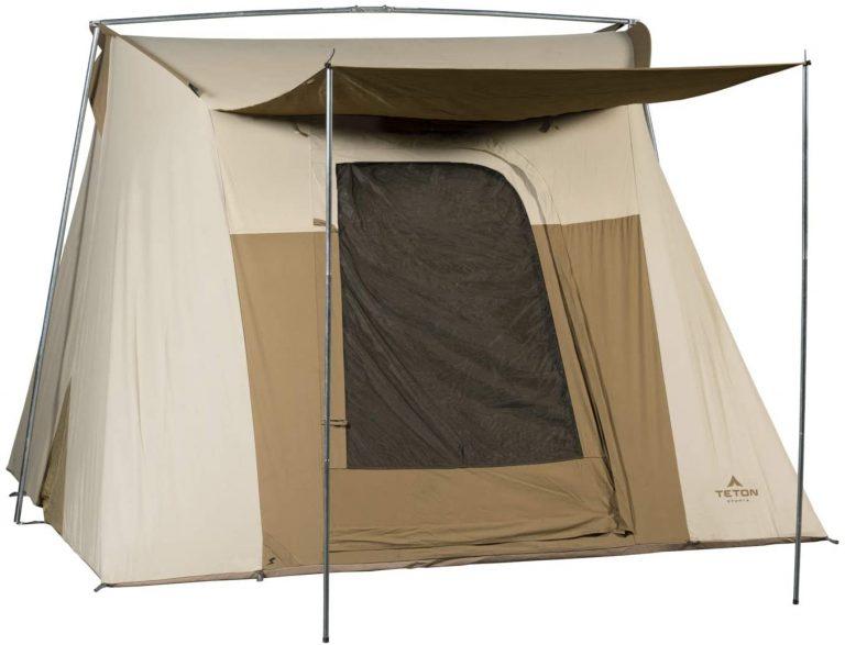 TETON Sports Mesa Canvas Tent