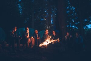 Campfire Smell Out Of Clothes