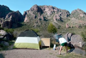 Desert Camping Checklist