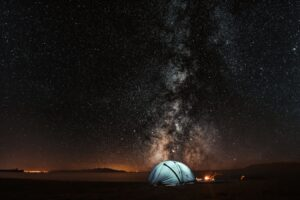 Why Camping Is Better Than Hotels
