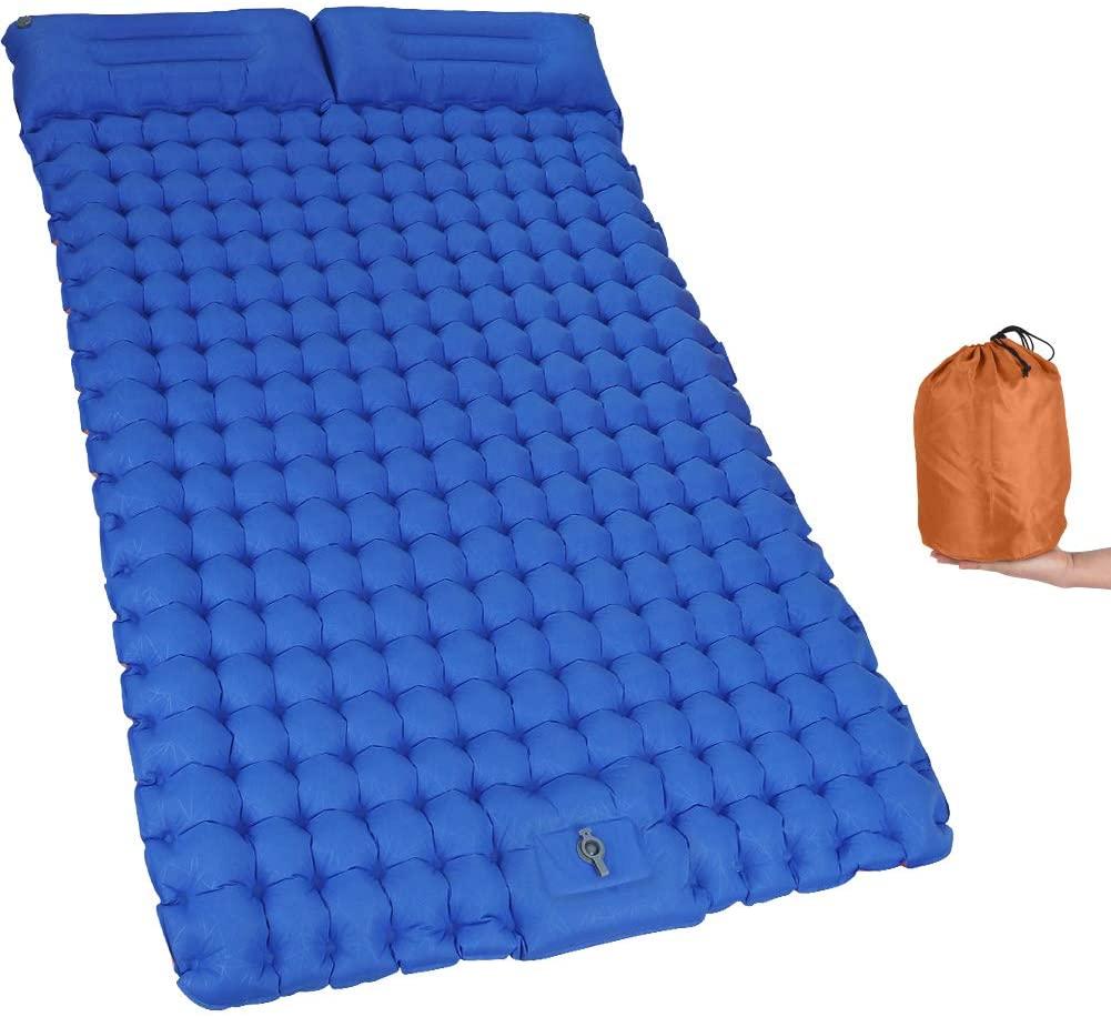 CMCQ Double Camping Sleeping Mat